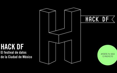Primer festival de Datos en el D.F.: HackDF